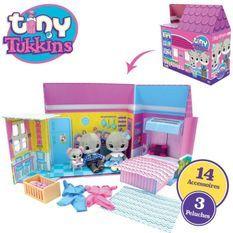 Tiny Tukkins - La Maison et la famille
