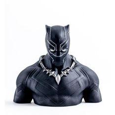 Tirelire Marvel - Black Panther 22 cm - Monogram