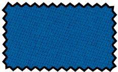 Tissu Simonis 760 Bleu électrique 165 cm pour billard