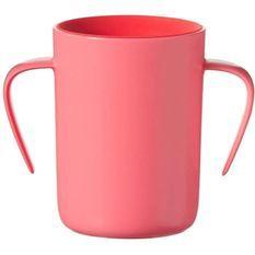 TOMMEE TIPPEE - Tasse 360° avec anses Rouge 6m+