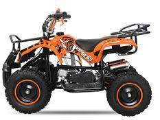 Torino 49cc orange 6