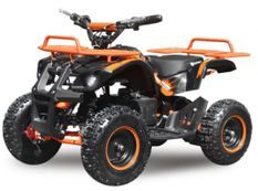 Torino de luxe 800W 36V orange 6