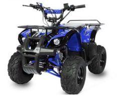 Toronto 125cc automatique RG7 bleu 7