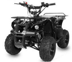 Toronto 125cc automatique RG7 noir 7
