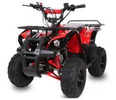 Toronto 125cc automatique RG7 rouge 7