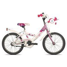TORPADO Vélo enfant Ketty 18'' - cadre acier - SHIMANO