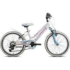 TORPADO Vélo enfant Maja 20'' - cadre acier - 6 vitesses - SHIMANO
