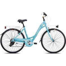 TORPADO Vélo ville Freedom 26'' - cadre alu - 7 vitesses - SHIMANO