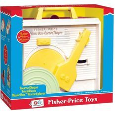 Tourne Disque Fisher Price