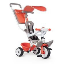 Tricycle Baby Balade Rouge - SMOBY