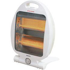 TRIOMPH Chauffage d'appoint électrique QUARTZ - 800W - Blanc