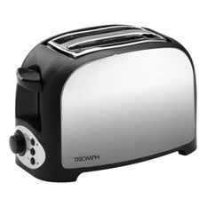 TRIOMPH ETF2087 Toaster - Inox