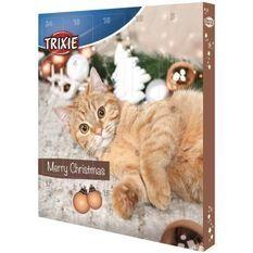 TRIXIE Calendrier de l'Avent - Friandises variées pour chats