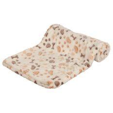 TRIXIE Couverture Lingo - 100x75 cm - Blanc et beige - Pour chien