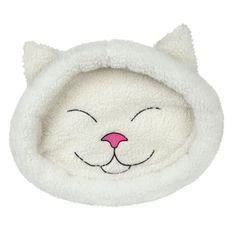 TRIXIE Lit douillet Mijou 48 × 37 cm creme pour chat