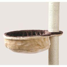 TRIXIE Sac confort pour arbre a chat - Brun et beige - Pour chat