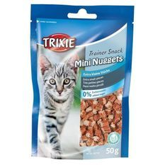 TRIXIE Trainer Snack Mini Nuggets - 50g - Pour chat