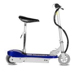 Trottinette électrique 120W Mini runner Bleu