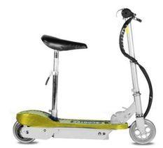 Trottinette électrique 120W Mini runner jaune