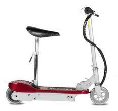 Trottinette électrique 120W Mini runner Rouge