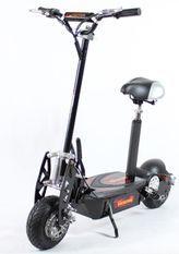 Trottinette électrique e-road 1000W 48V noir