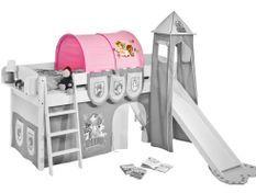 Tunnel rose Filly pour lit enfant