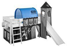 Tunnel Star Wars pour lit mezzanine enfant