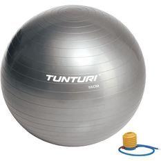 TUNTURI Gym ball ballon de gym 55cm argent