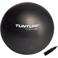 TUNTURI Gym ball ballon de gym 65cm noir