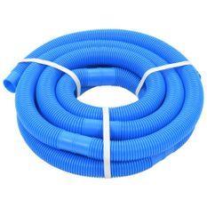 Tuyau de piscine bleu 38 mm 6 m