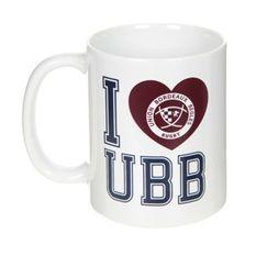 UBB Mug I Love UBB - Blanc