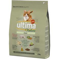 ULTIMA Croquettes au poulet - Pour chat - 2.5KG
