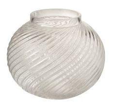 Vase verre transparent Neela H 12 cm