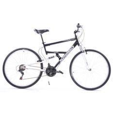 Vélo 28Noir et Blanc