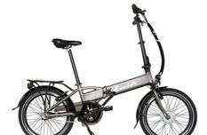 Vélo électrique Enik Facile 250W lithium gris