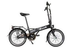 Vélo électrique Enik facile 250W lithium noir