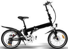 Vélo électrique St Tropez 250W lithium noir E-Go Quick
