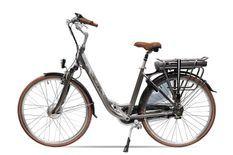 Vélo électrique Velora 250W Pedelec argent