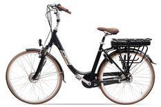 Vélo électrique Velora 250W Pedelec noir