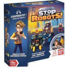 Very Special Unit : Stop the Robots - Jeu de société collaboratif