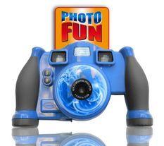 VIDEOJET Appareil photo numérique Bleu interactif