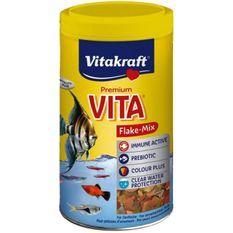 VITAKRAFT Vita aliment complet en flocons - Pour poissons - 1 L