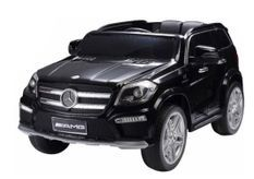 Voiture électrique 2 places Mercedes GLS63 noir