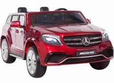 Voiture électrique 2 places Mercedes GLS63 rouge
