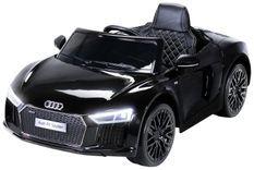 Voiture électrique Audi S5 noir