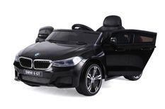 Voiture électrique BMW 6 RC noir