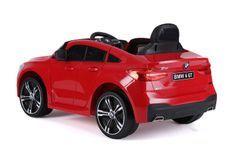 Voiture électrique BMW 6 RC rouge