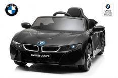 Voiture électrique BMW I8 noir
