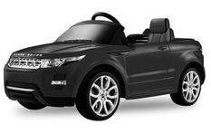Voiture électrique Land Rover Evoque 2x35W noir