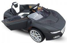 Voiture électrique Roadster 2x30W 12V noir